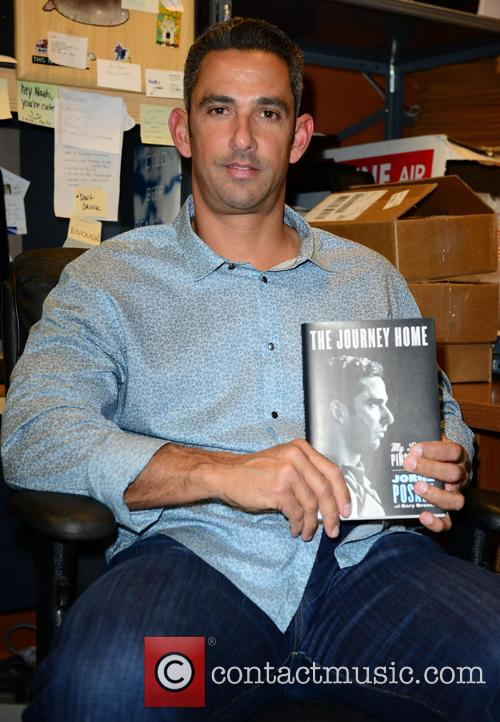 Journey and Jorge Posada 8