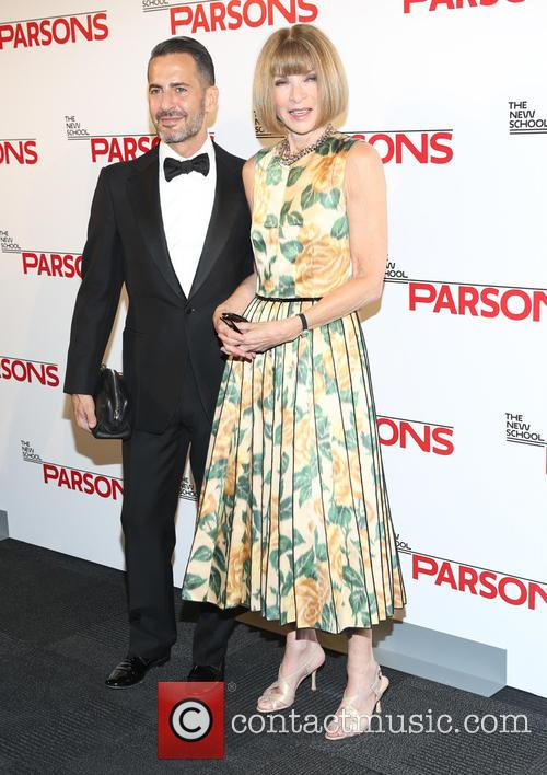 Marc Jacobs and Anna Wintour 5