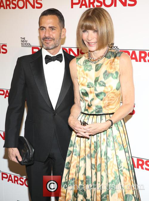 Marc Jacobs and Anna Wintour 8