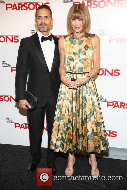 Marc Jacobs and Anna Wintour 10