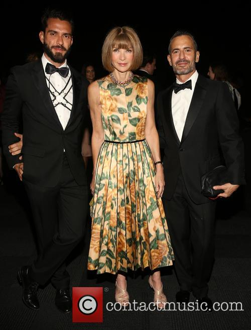 Marc Jacobs and Anna Wintour 11