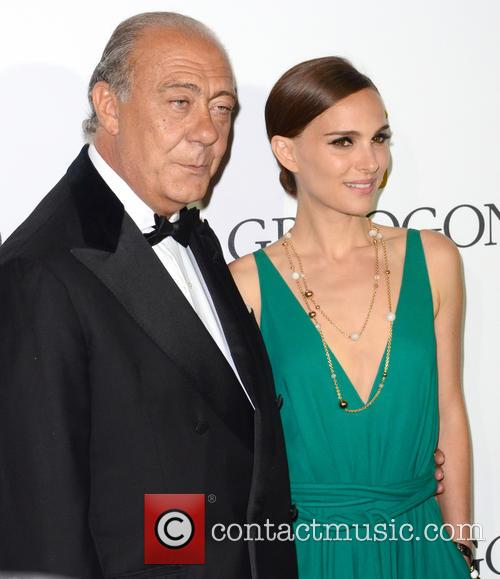 Natalie Portman and Guest 1