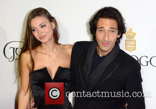 Adrien Brody and Guest 2
