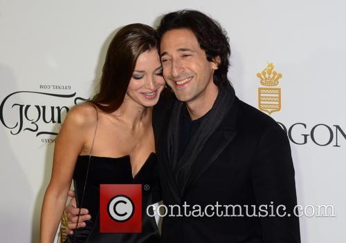 Adrien Brody and Lara Lieto 3