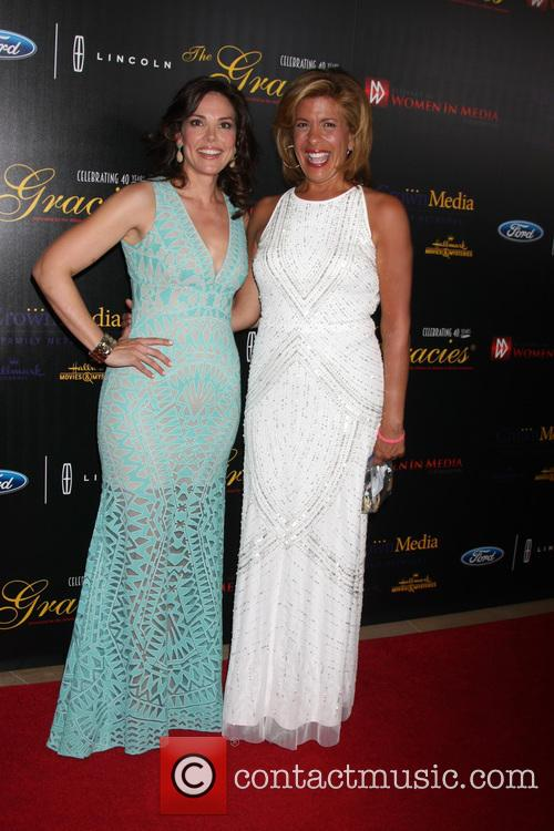Erica Hill and Hoda Kotb 1