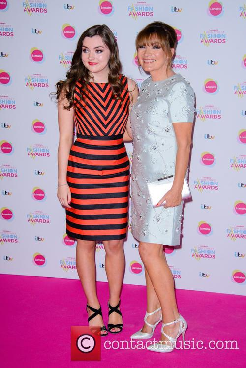 Rosie Smith and Lorraine Kelly 3