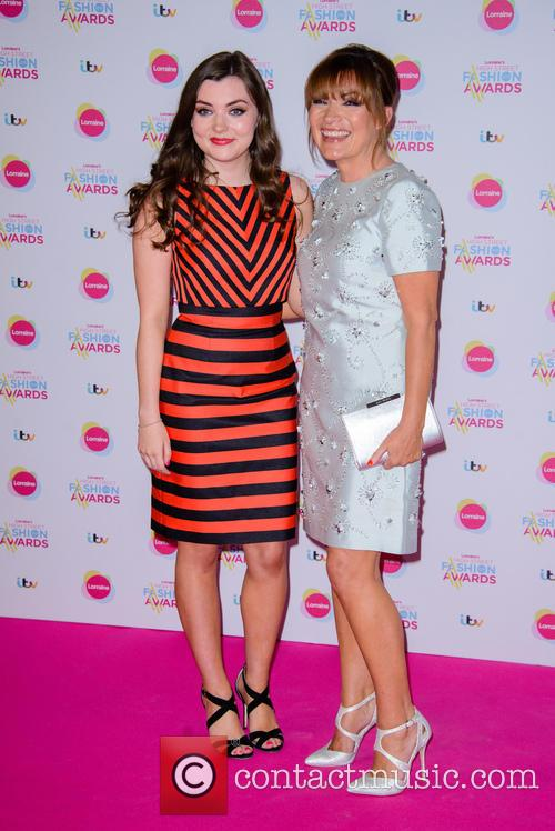 Rosie Smith and Lorraine Kelly 5
