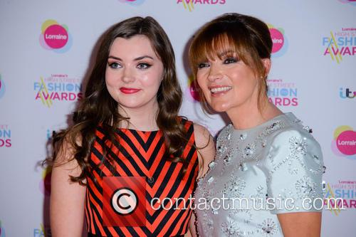 Rosie Smith and Lorraine Kelly 11
