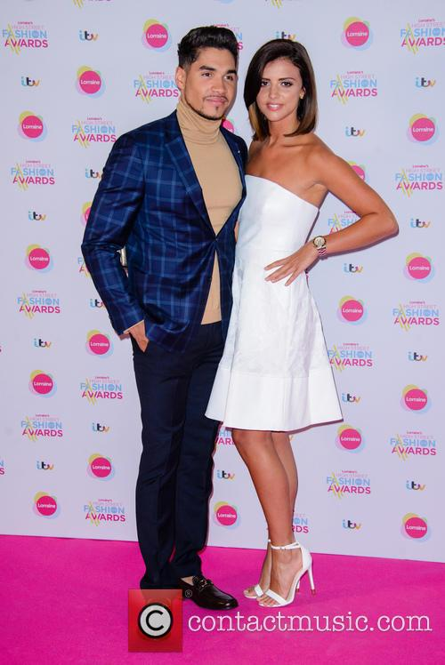 Louis Smith and Lucy Mecklenburgh 5