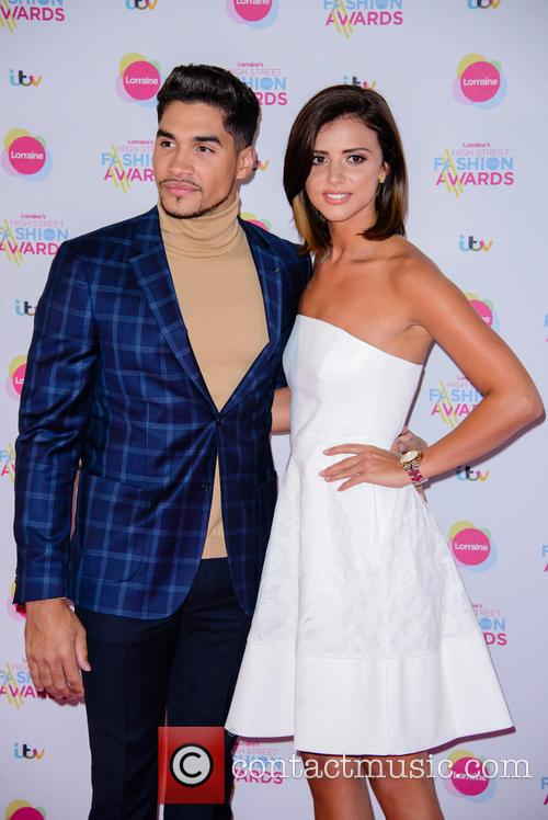 Louis Smith and Lucy Mecklenburgh 7