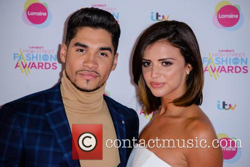Louis Smith and Lucy Mecklenburgh 8