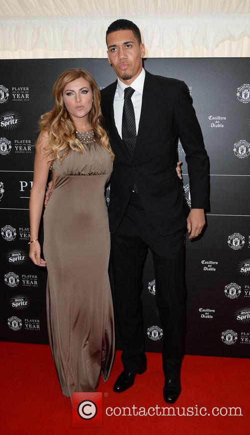 Chris Smalling and Sam Cooke 3