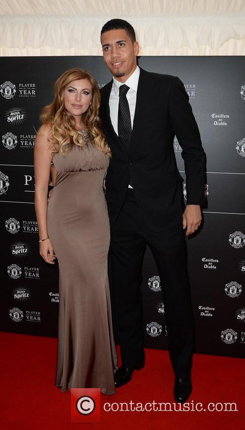 Chris Smalling and Sam Cooke 1