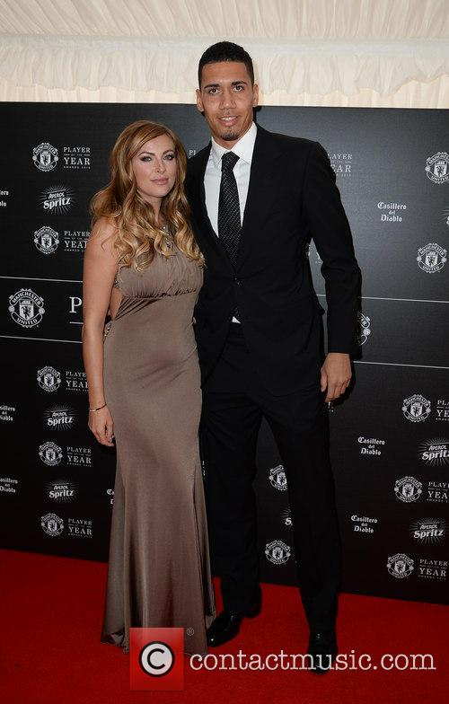 Chris Smalling and Sam Cooke 4