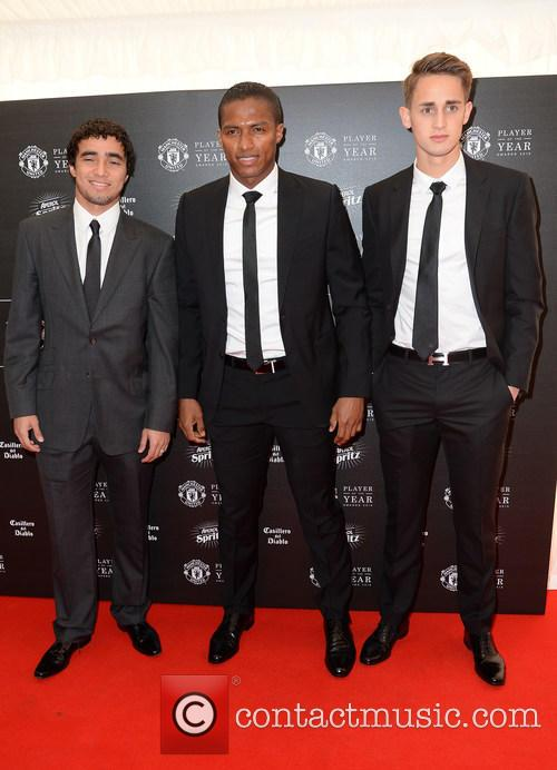Valencia, Rafael Pereira Da Silva, Adnan Januzaj and Manchester United 2