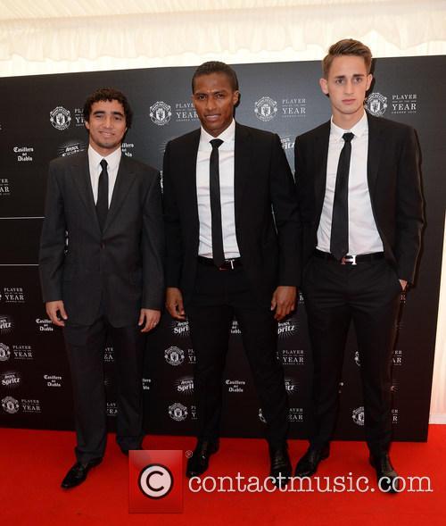 Valencia, Rafael Pereira Da Silva, Adnan Januzaj and Manchester United 1