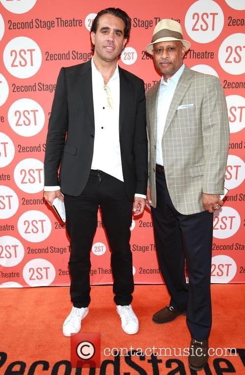 Bobby Cannavale and Ruben Santiago-hudson 4