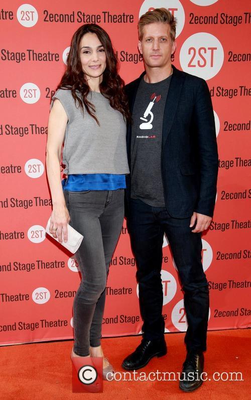 Annie Parisse and Paul Sparks 11