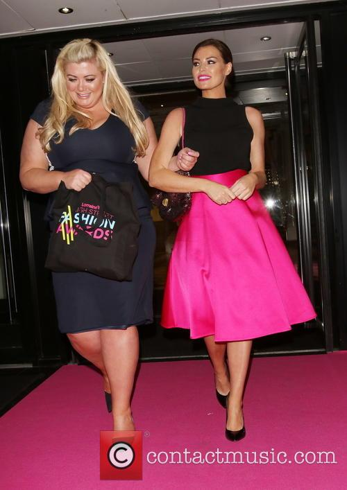 Gemma Collins and Jessica Wright 2