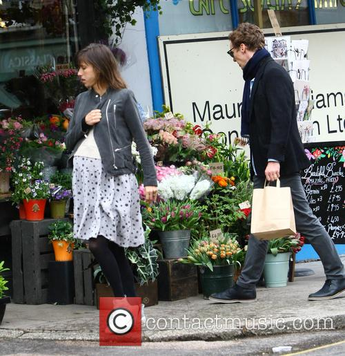 Benedict Cumberbatch and Sophie Hunter 7