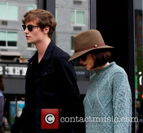 Matthew Hitt and Dakota Johnson 2