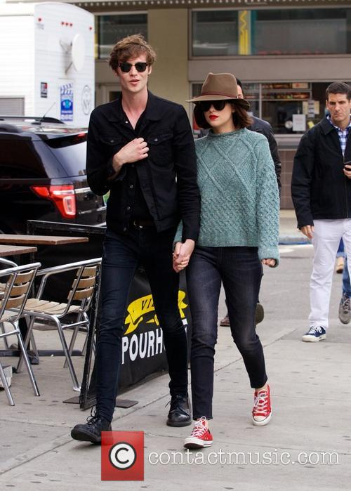 Matthew Hitt and Dakota Johnson 1