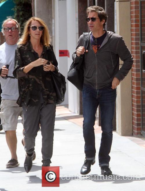 Eric Mccormack and Janet Holden 3
