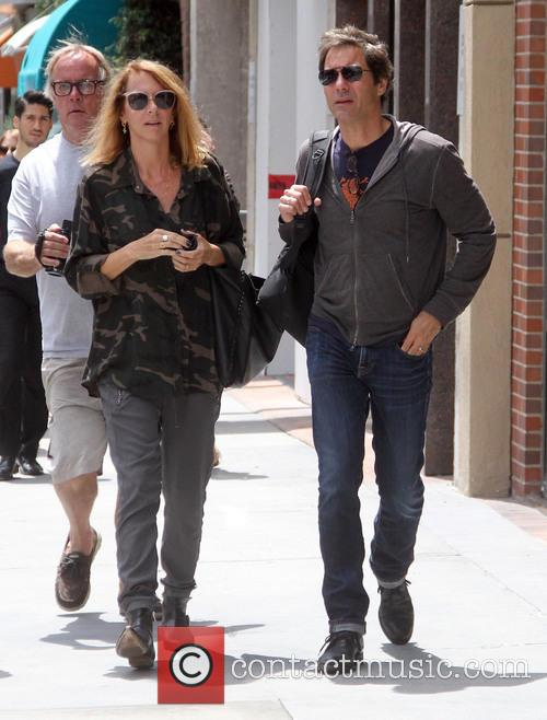 Eric Mccormack and Janet Holden 4