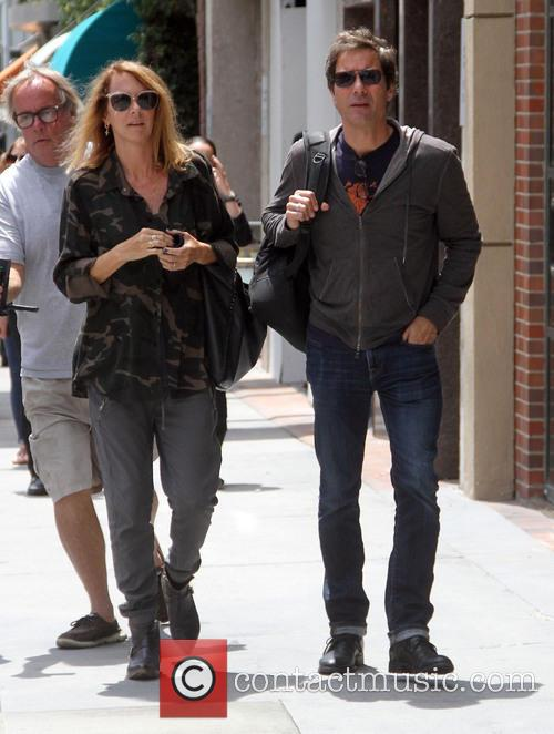 Eric Mccormack and Janet Holden 6