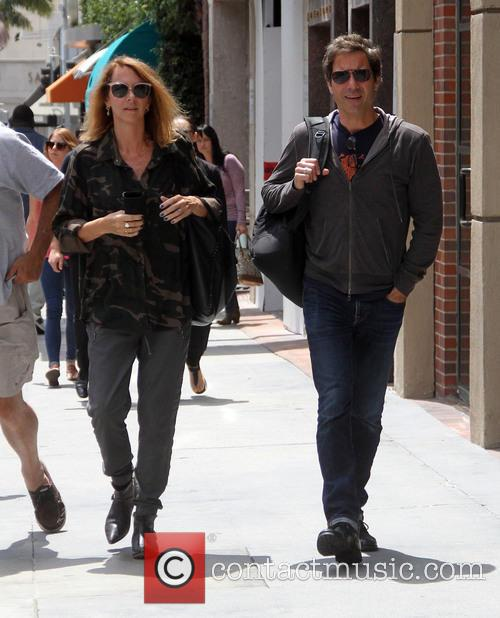 Eric Mccormack and Janet Holden 1