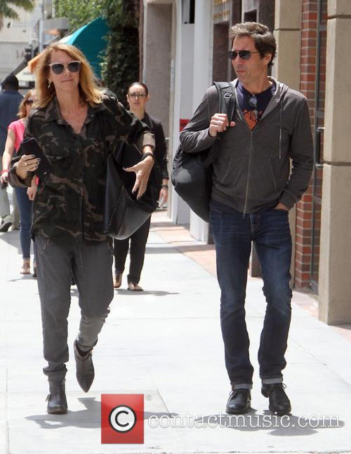 Eric Mccormack and Janet Holden 8