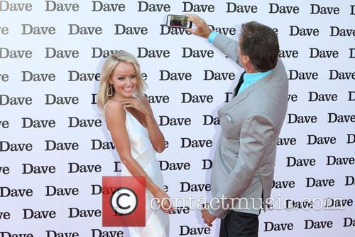 David Hasselhoff and Hayley Roberts 7