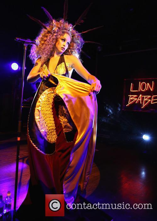 Lion Babe and Jillian Hervey 11