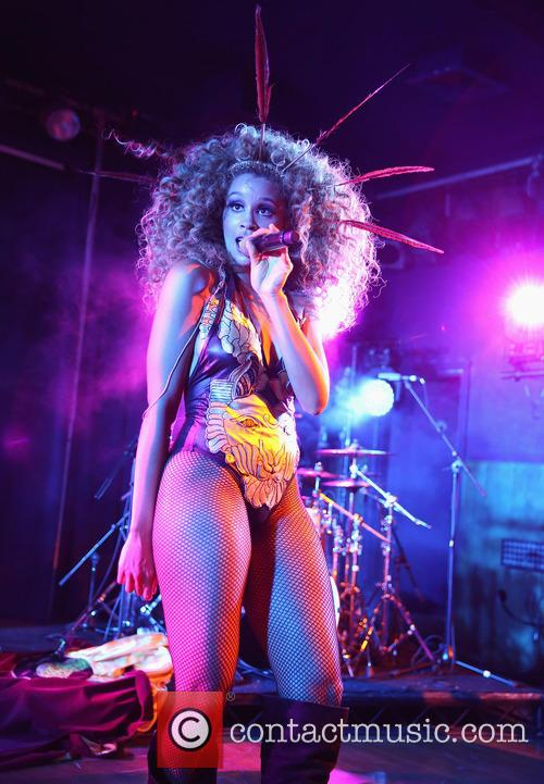 Lion Babe in concert
