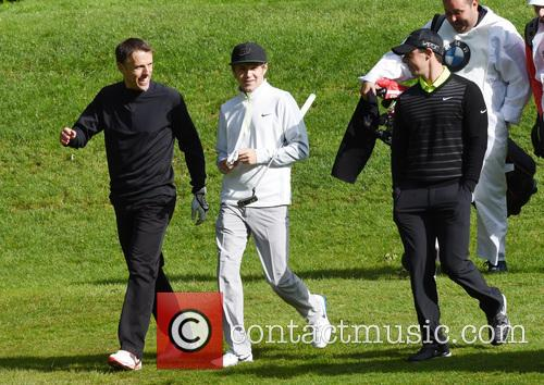 Niall Horan and Rory Mcilroy 8