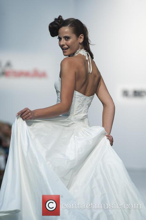 Ruben Perlotti bridal fashion show