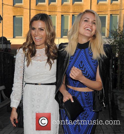 Zoe Hardman and Ashley Roberts 1