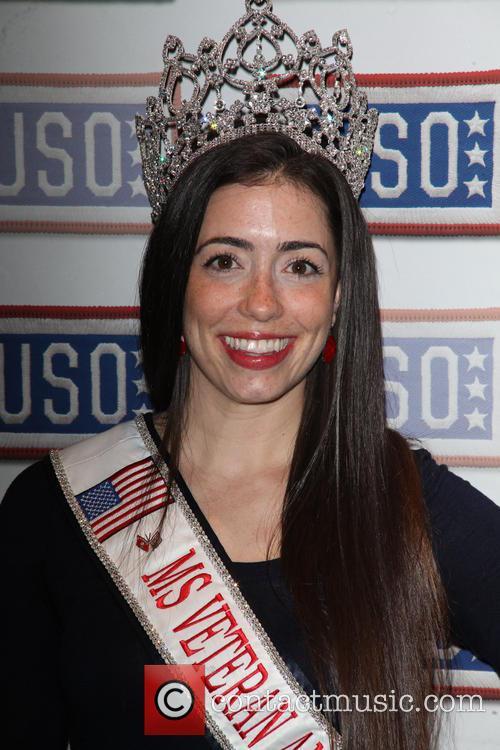 Ms. Veteran America Kimberly Wolfanger 1