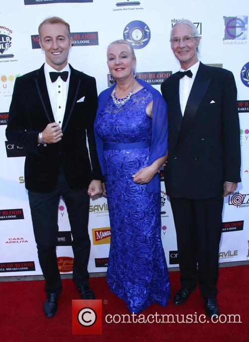 Prince Mario-max Schaumburg-lippe, Princess Antonia and Prince Waldemar 4