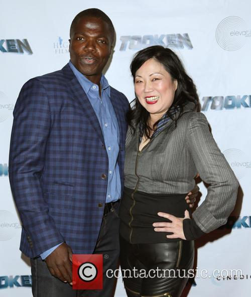 Reno Wilson and Margaret Cho 2