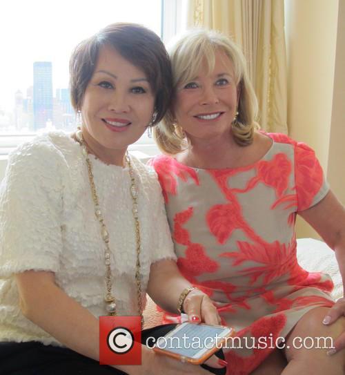 Yuesai Kan and Sharon Bush 6