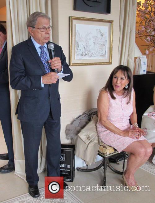 Pamela Morgan, Dr. Samuel Waxman and Andrea Stark 2