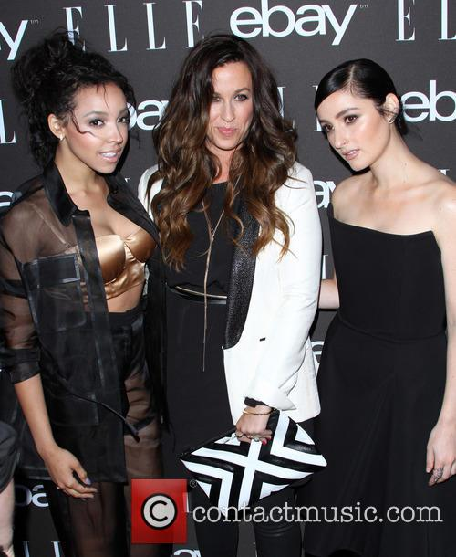 Tinashe, Alanis Morissette and Banks 3