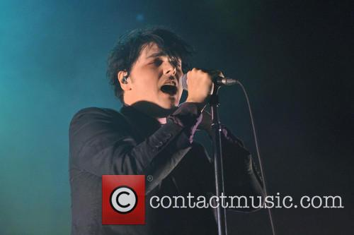 Gerard Way Performs In Toronto