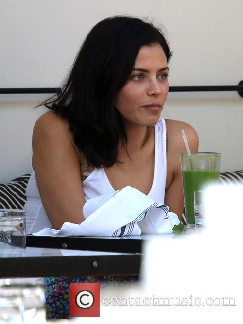 Jenna Dewan Tatum goes to lunch