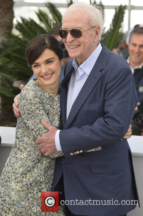 Michael Caine and Rachel Weisz 5