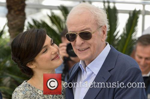 Michael Caine and Rachel Weisz 6