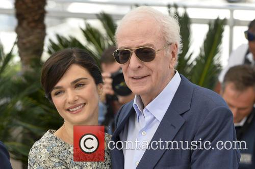 Michael Caine and Rachel Weisz 7