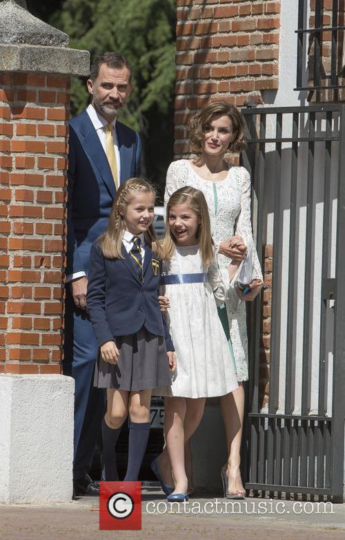 King Felipe Vi Of Spain, Princess Sofia Of Spain, Princess Leonor Of Spain and Queen Letizia Of Spain 2