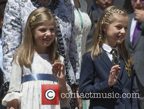 First Communion of Princess Leonor of Spain